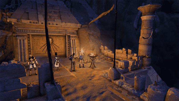 ララ・クロフト アンド テンプル オブ オシリス:イメージ画像5