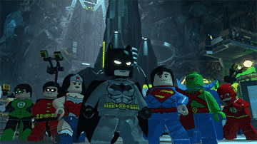 LEGO バットマン3 ザ・ゲーム ゴッサムから宇宙へ:イメージ画像4