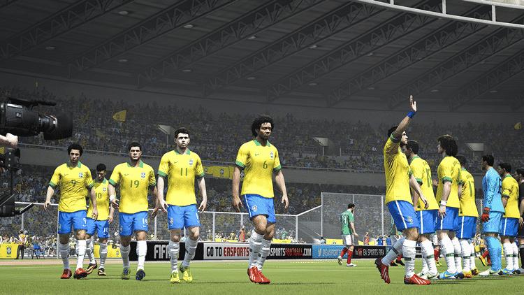 FIFA 14 ワールドクラスサッカー:イメージ画像4