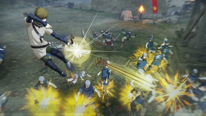 アルスラーン戦記×無双:イメージ画像5